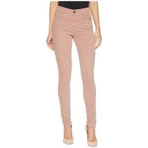 AG Adriano Goldschmied Farrah Skinny Jeans 27 $188